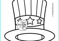 Blank Cat In the Hat Template Unique top 86 Hat Coloring Pages Free Coloring Page
