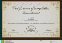Blank Certificate Templates Free Download Awesome Unique Blank Certificate Pletion Templates Free Sample