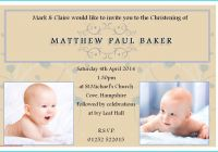 Blank Christening Invitation Templates Luxury Collection Of Thousands Of Free Baptism Invitation From All Over