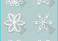 Blank Snowflake Template Lovely 451 Best Paper Snowflakes Images On Pinterest