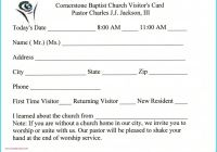 Church Visitor Card Template Fresh Colorful Australian Business Card Business Card Ideas