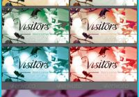 Church Visitor Card Template New 17 Best Church Visitor Gifts Images On Pinterest